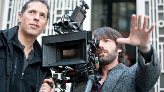 "Ben Affleck directing ""Argo"""