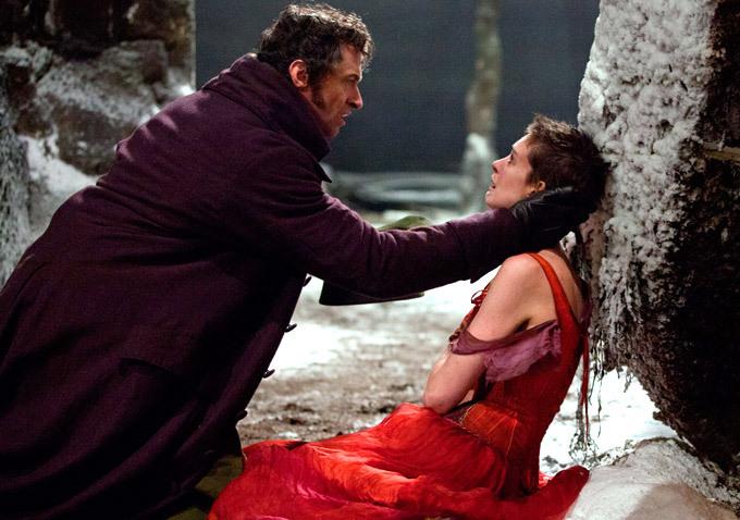 Les Mis - Valjean and Fantine