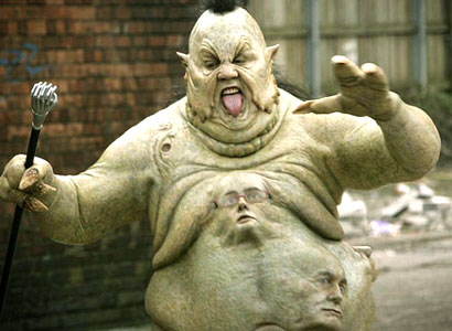 Peter Kay Doctor Who