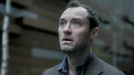 Jude Law: permanently distressed