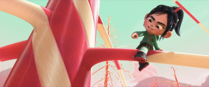 Vanellope Wreck It Ralph