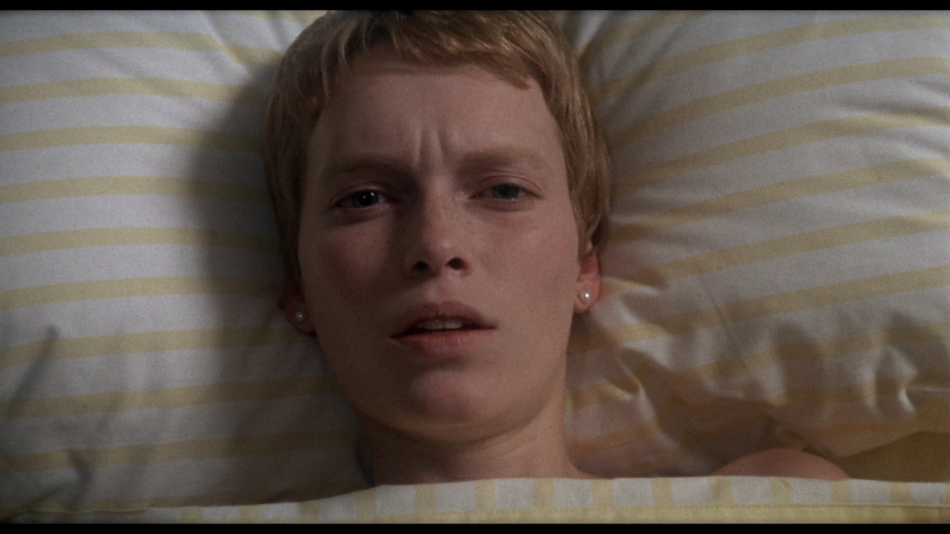 rosemarys baby film review The 50th anniversary of rosemary's baby hits something of a  read more  hereditary review: the singularly most terrifying horror film in years.