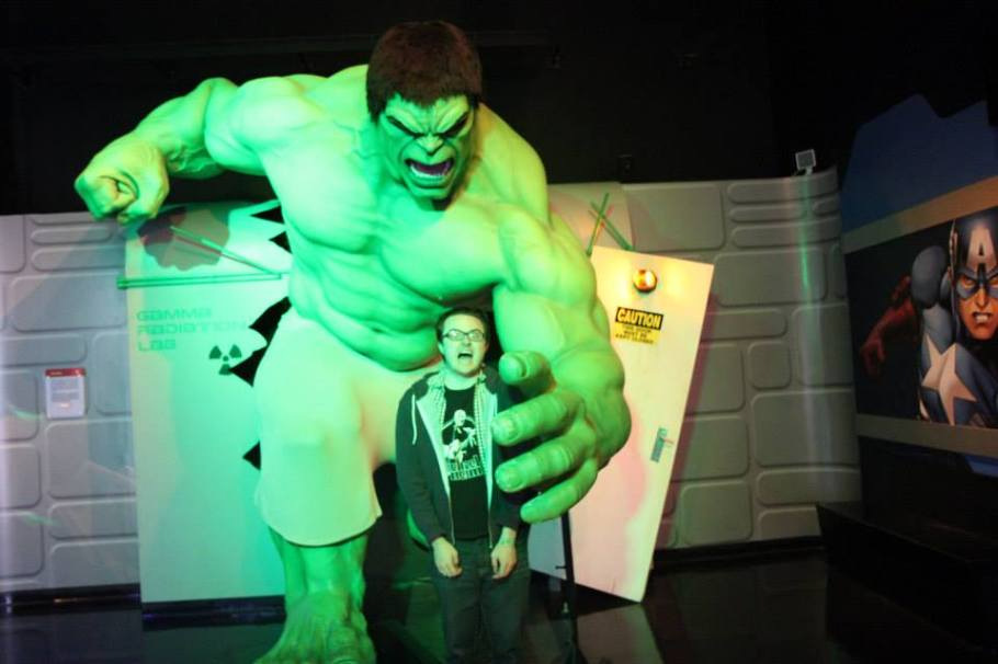 Hulk Smash Martin