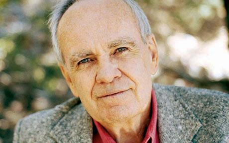 Cormac McCarthy - writer of gruesome stories, giver of Werther's Original