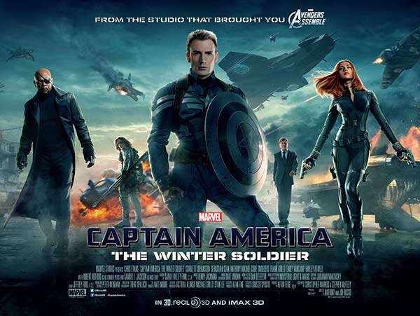 Captain America - The Winter solider