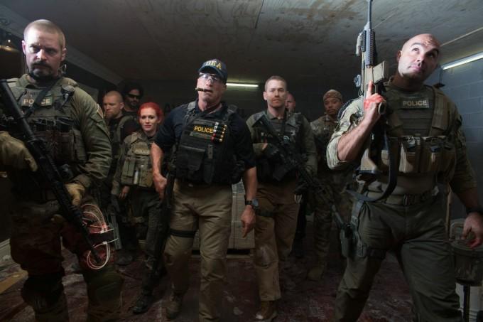 Look at their guns! And their firearms!