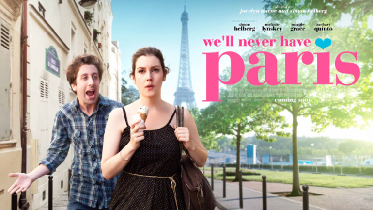 We'll Never Have Paris – Nu vom avea Paris (2014)