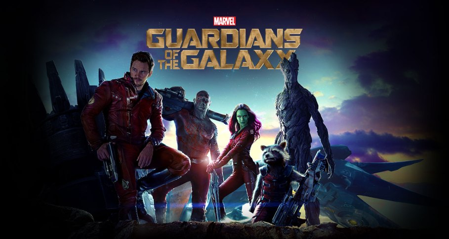 Guardians of the Galaxy [Poster]