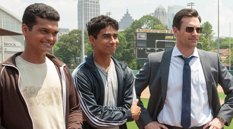 Million Dollar Arm [Still]