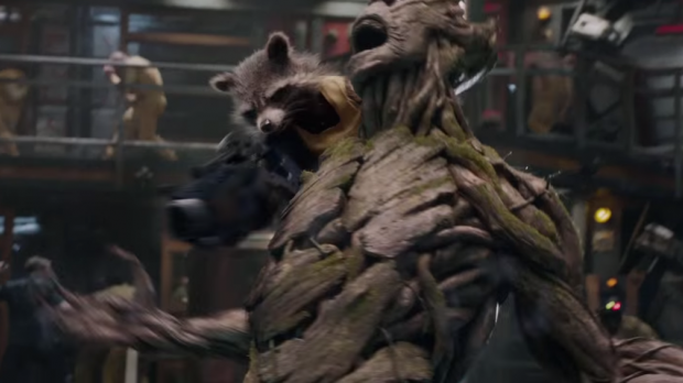 Rocket and Groot [Still]