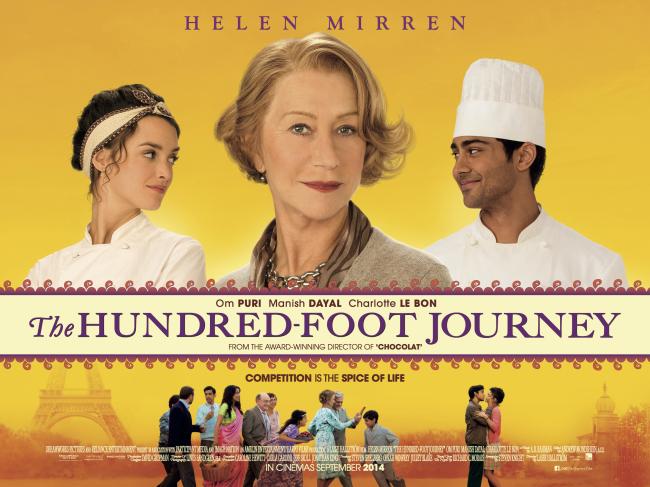 Hundred Foot Journey [Poster]