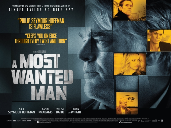 Most Wanted Man [Poster]