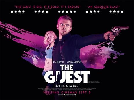 The Guest UK Quad