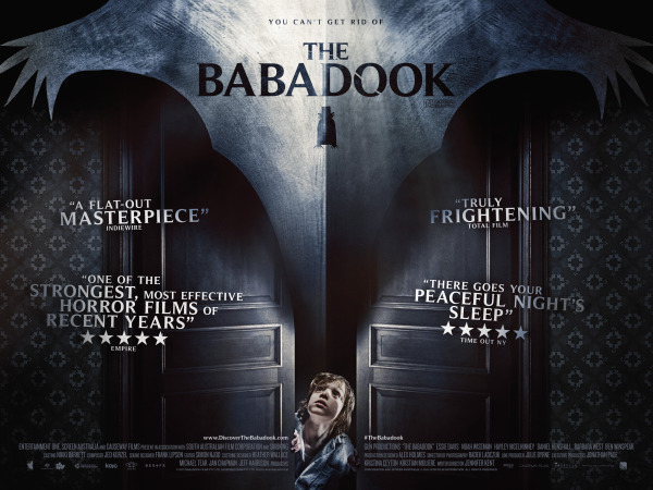 Babadook Quad