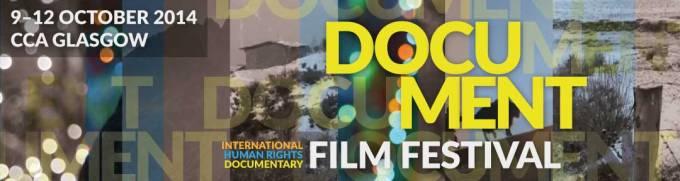 DocumentFilmFestival[Poster]
