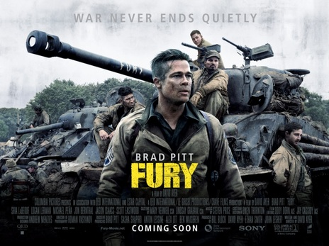 Fury [Poster]