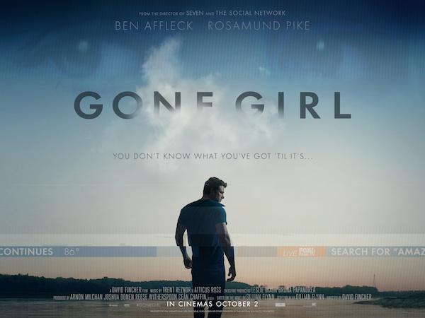 Gone Girl [Poster]