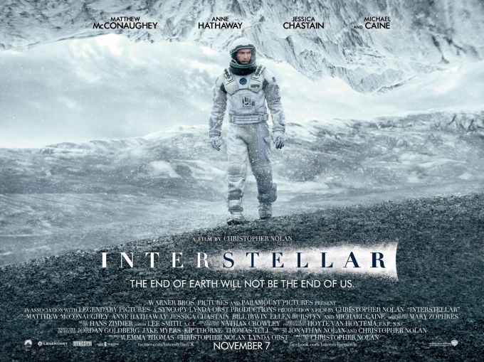 Interstellar [Poster]