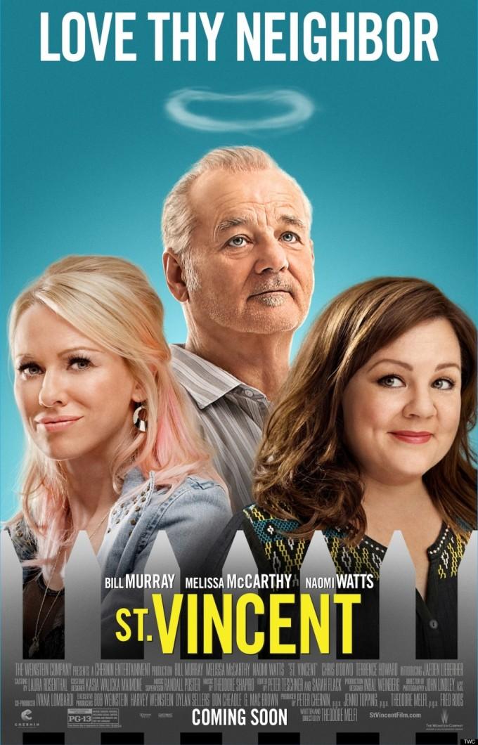 St. Vincent [Poster]