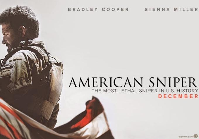 American sniper release date