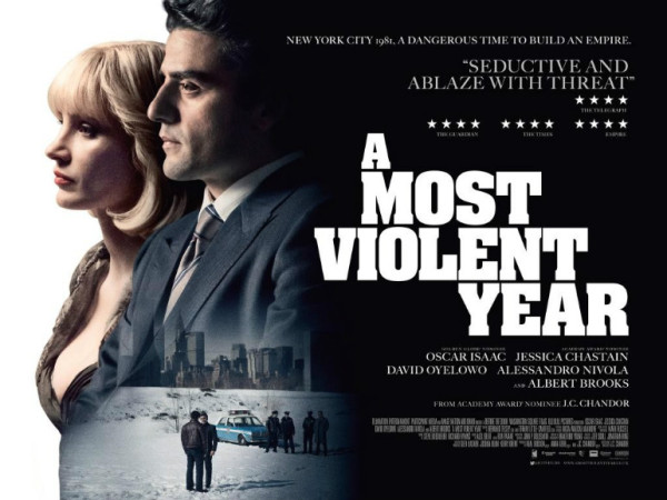 A Most Violent Year [Poster]