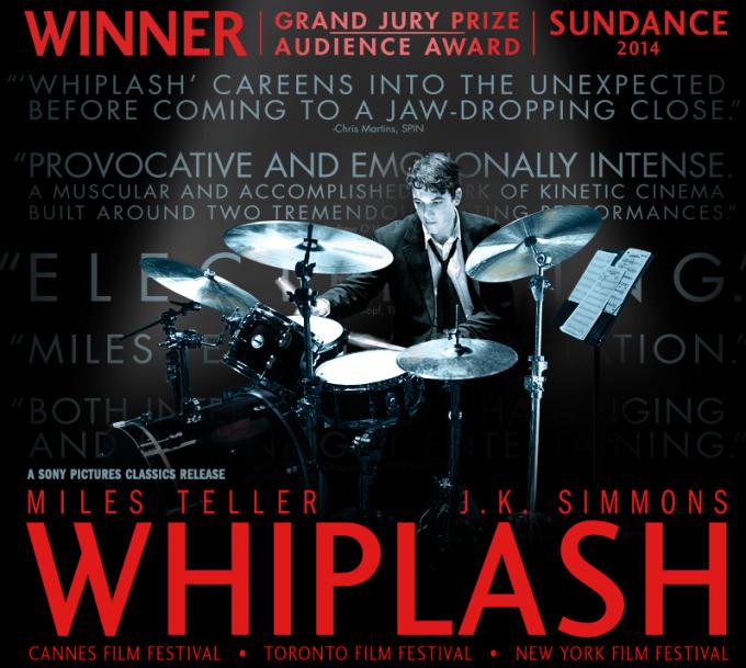 Whiplash [Poster]
