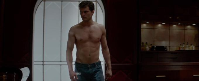 Christian Grey, emo bondage prince of Seattle