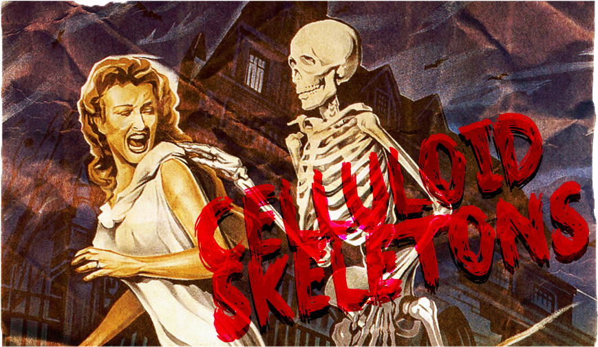 celluloid skeletons banner
