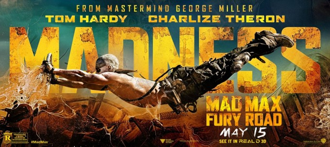 11a - Mad Max Fury Road Quad