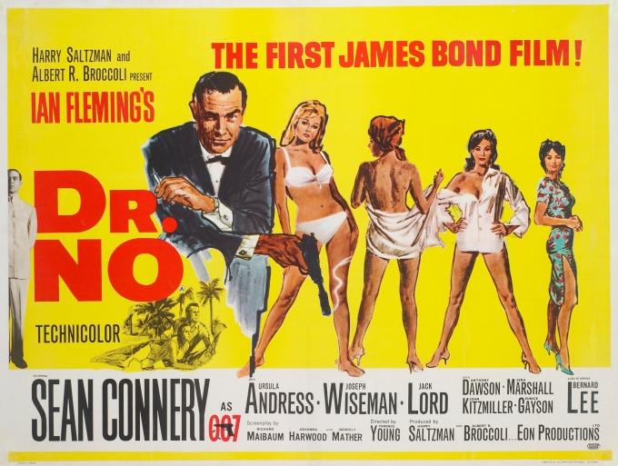 1a - Dr No Poster