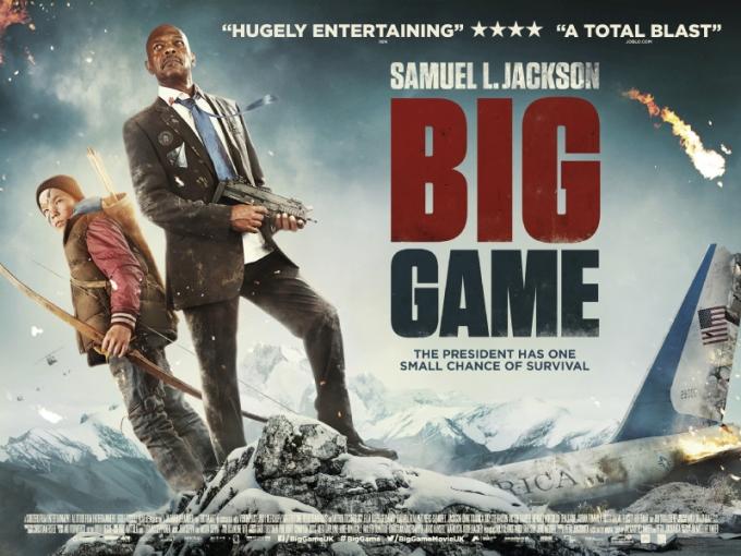 BigGame [Poster]
