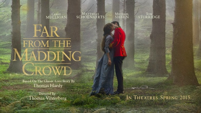 Far From the Madding Crowd [Poster]