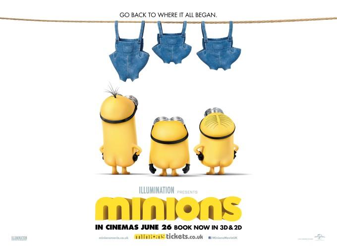 13a - Minions Quad