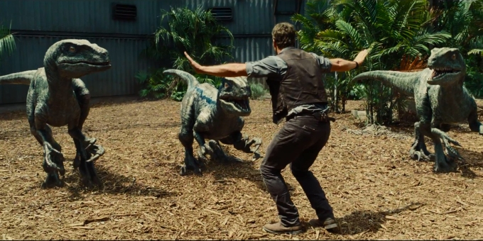 Jurassic World [still]