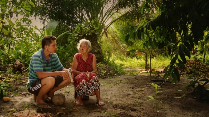 Look of Silence [still]