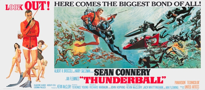 Thunderball [Poster]