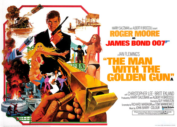 9a - The Man with the Golden Gun Quad