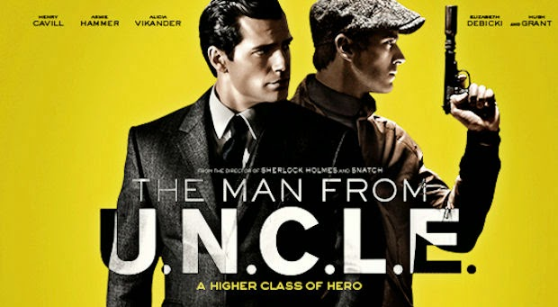 The man from uncle [poster]