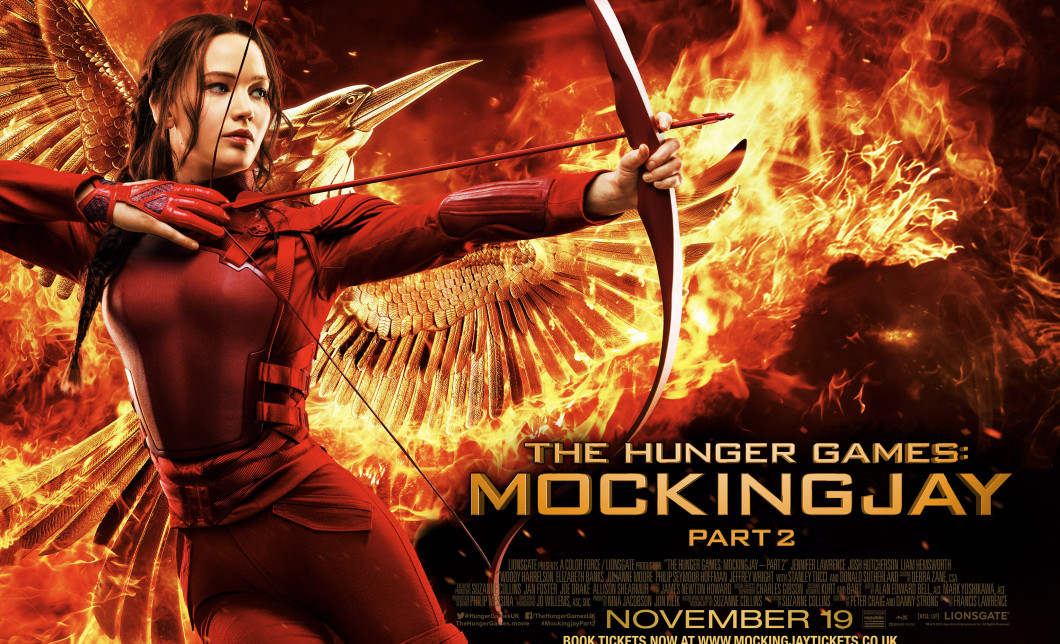 Hunger games part 3 release date in Brisbane