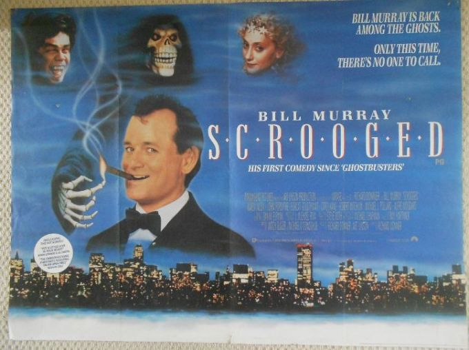 2a - Scrooged