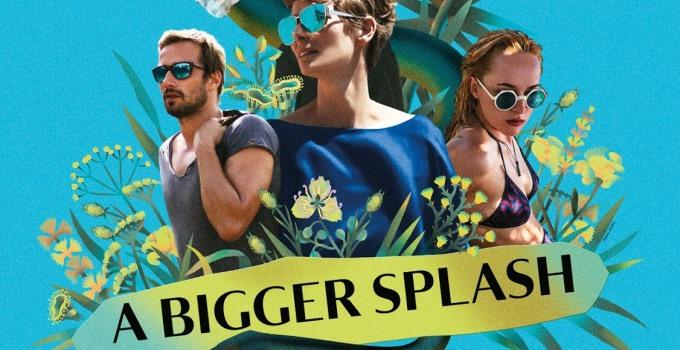 A Bigger splash [poster]