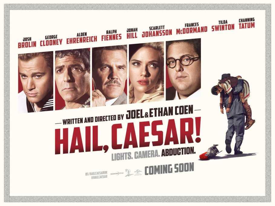Hail Caesar [poster]