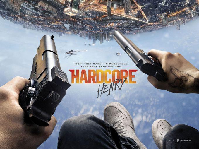 Hardcore Henry [Poster]