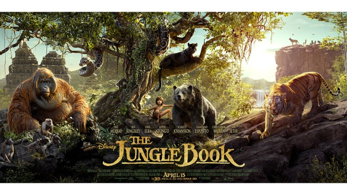 The Jungle Book [Poster]